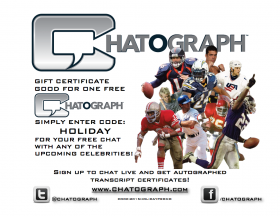 CHATOGRAPH Gift Certificate